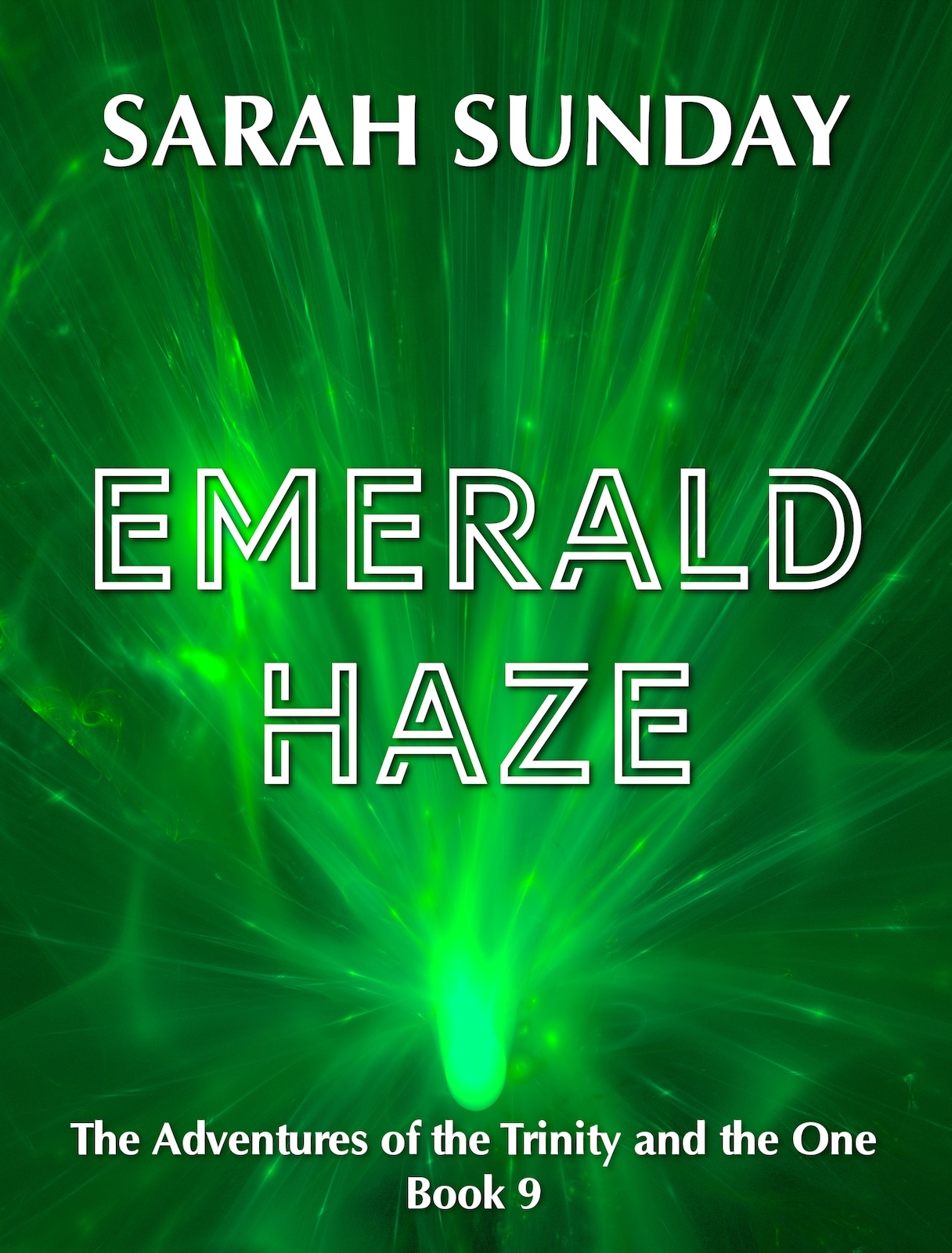 Emerald Haze RELEASED!